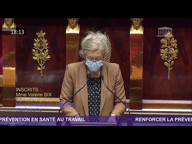 Discussion générale PPL santé au travail 15.02.2021