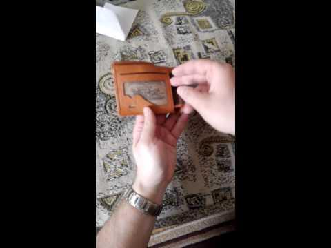 PU Leather Wallet Pockets Card US Dollar Bill Money Wallet Man BIFOLD Wallet Dollar Wallet.