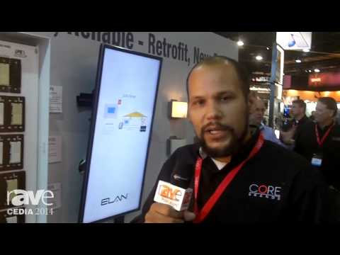 CEDIA 2014: ELAN Offers Lighting Control Solutions Including Switches, Keypads, Pin Modules