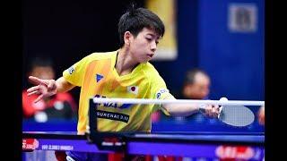 Hiroto Shinozuka vs Xiang Peng | 2018 Hong Kong J&C Open | CB Final