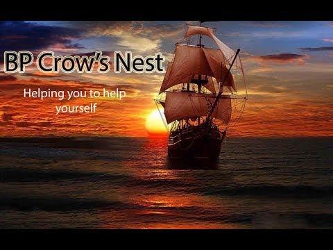 Crow's Nest Maiden Voyage