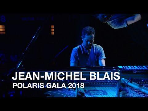 Jean-Michel Blais (LIVE) | Polaris Music Prize Gala 2018