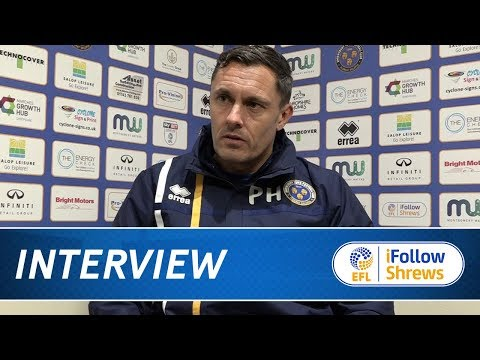 INTERVIEW - Paul Hurst - Town TV