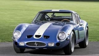 ferrari 250 GTO 3387 restoration