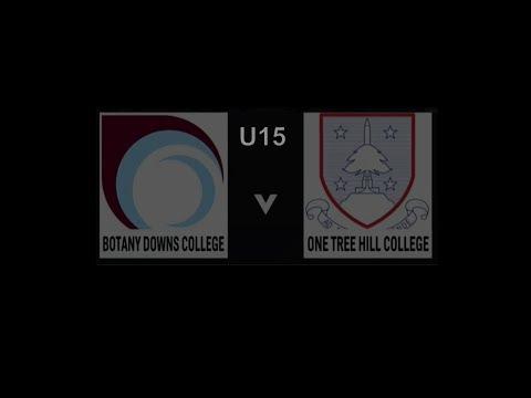 Rugby Botany U15 vs One tree Hill U15 26Aug 2017
