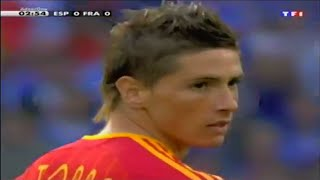 Fernando torres vs france (27/06/2006)world cup 2006like on facebook: http://goo.gl/9uwjbiby torres9compsfernando (world 2006)fernando t...