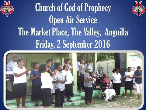 Open Air  -  COGOP Anguilla