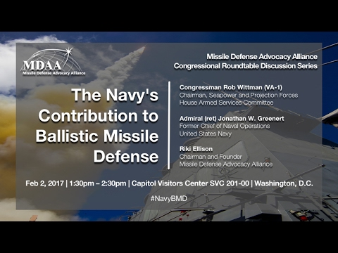 The Navy's Contribution to Ballistic Missile Defense