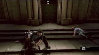 Splinter Cell Conviction Playthrough Mission 2 Kobin