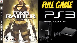 Tomb Raider Trilogy HD Remastered: UNDERWORLD 100% PS3 Walkthrough ALL SECRETS NO COMMENTARY