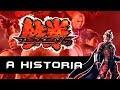 A História de Tekken 6