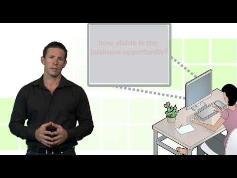Evaluating business opportunities | Unit 2 | Cert III Micro Business Operations