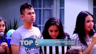 TOP 5 Selebritis Hobi Moge | Selebrita Pagi