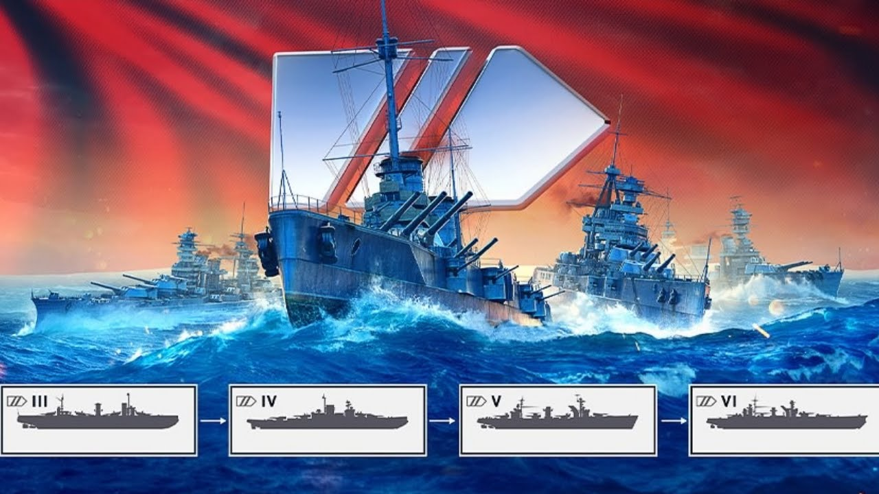 April 2020 Update Patchnotes | World of Warships Legends PS4 Xbox1 - YouTube