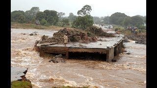 Cyclone leaves Mozambique desperate and submerged