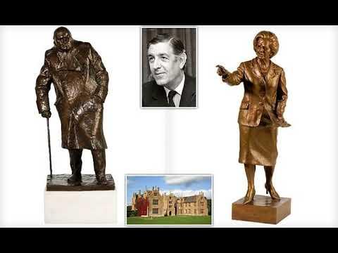 BREAKING! Treasured belongings of late Tory MP Sir Edward du Cann are set to fetch £90,000