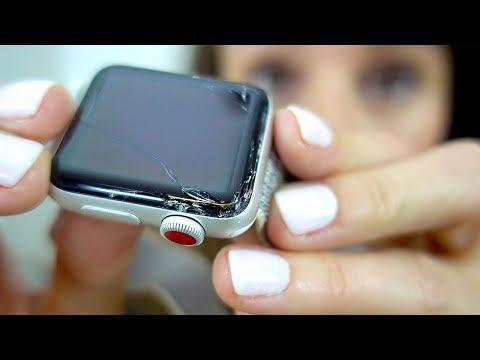 Download Youtube: Shattered My New Apple Watch 😡