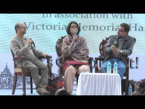 Srijato, Mandakranta at Tata Steel Kolkata Literary Meet 2016