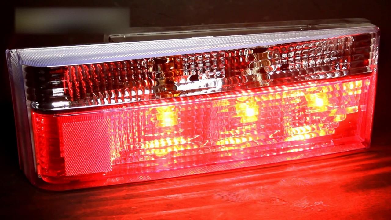 Замена плат задних фонарей ВАЗ 2109 - YouTube
