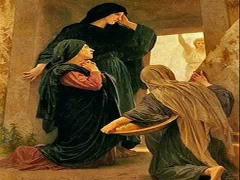 Christ the Lord Is Risen Today (choir) - Christian Hymn with Lyrics