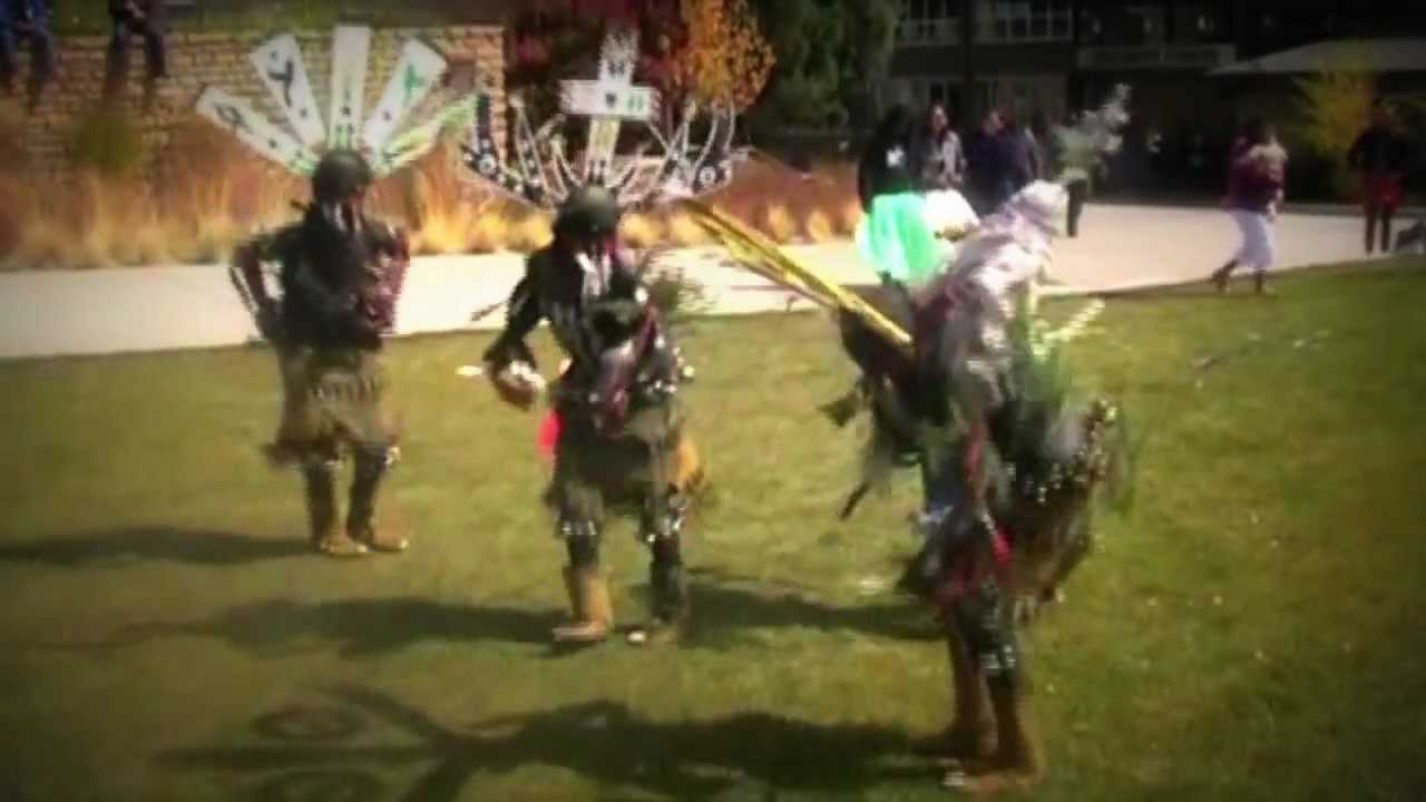Colorado Mountain School >> Real History of the Americas-White Mountain Apache Tribe Crown Dancers - YouTube