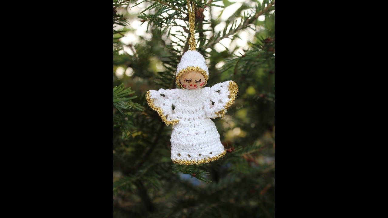 Kleines Weihnachtsengerl Teil 2 Deko Für Weihnachten Engel