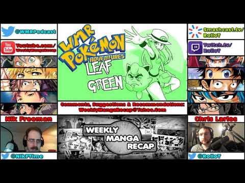 Weekly Manga Recap: Pokémon Adventures - Fire Red & Leaf Green