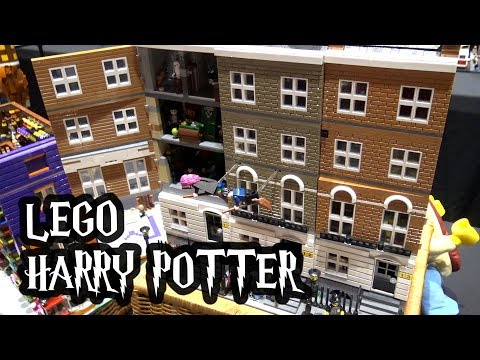 LEGO Harry Potter 12 Grimmauld Place | BrickCan 2019