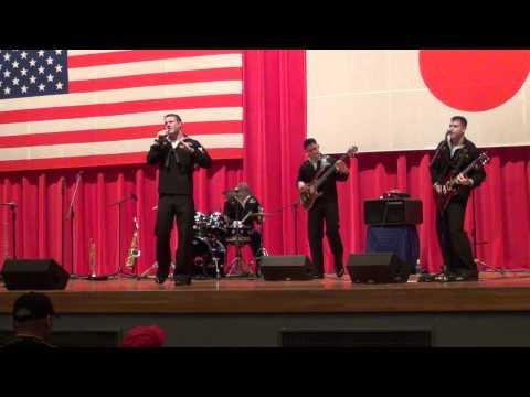 7th Fleet Band Orient Express 第7艦隊音楽隊オリエントエクスプレス