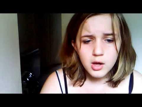 11 Year Old Girl Singing Beautiful Youtube
