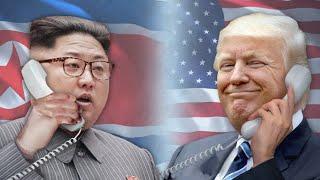 트럼프-김정은 통화 불발?…시차 감안 오늘 통화 가능성 / 연합뉴스TV (YonhapnewsTV) thumbnail