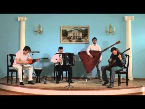 Композиция №9 - Квинтет Четырёх/П. И. Чайковский