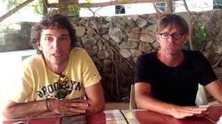 Ponza d'Autore - Intervista doppia Cruciani - Facci