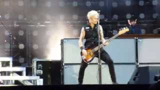 Green Day Live- 99 Revolutions @ Rock Werchter 2013