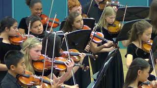 Noah's March 2018 Strings Recital