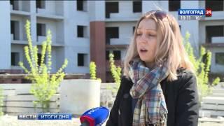 В Волгограде возобновилось возведение двух долгостроев