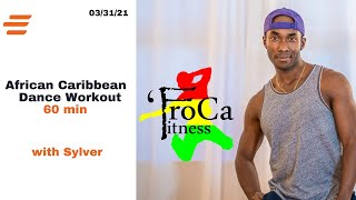 FLY SERIES Cardio Dance: With Sylver & Froca Fitness 60Min