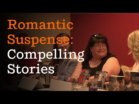 Romantic Suspense: Compelling Stories Panel | RT Booklovers Convention 2017