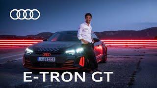 Audi e tron GT | Ауді Центр Віпос
