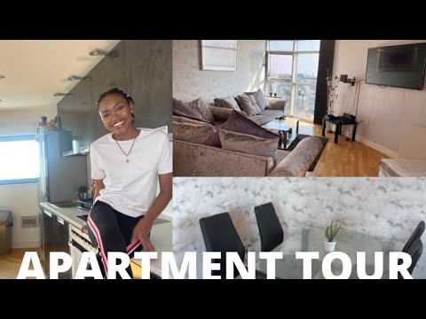 APARTMENT TOUR ||Private accommodation ||affordable||UK