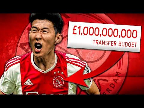 1,000,000,000 Ajax Takeover Challenge! FIFA 20 Career Mode