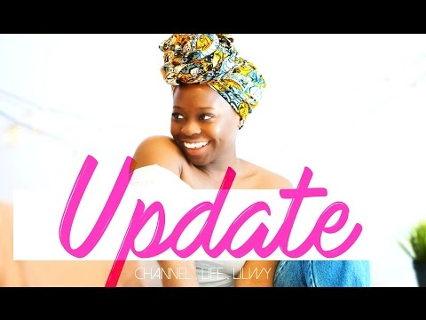 CHANNEL & LIFE UPDATE    YOUTUBE INSECURITIES, NEW PRODUCTS, NEW MERCH, JOIN THE LILWY FAM!