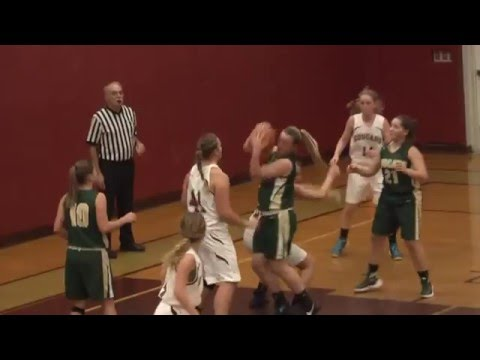 NAC - NCCS Girls  12-3-15