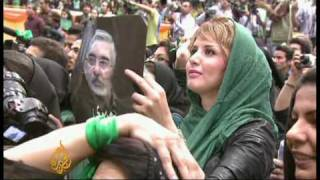 Iranian reformists try new media to win votes - 09 June 09