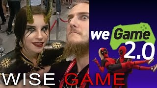WEGAME 2.0 - наше мнение | WISE GAME