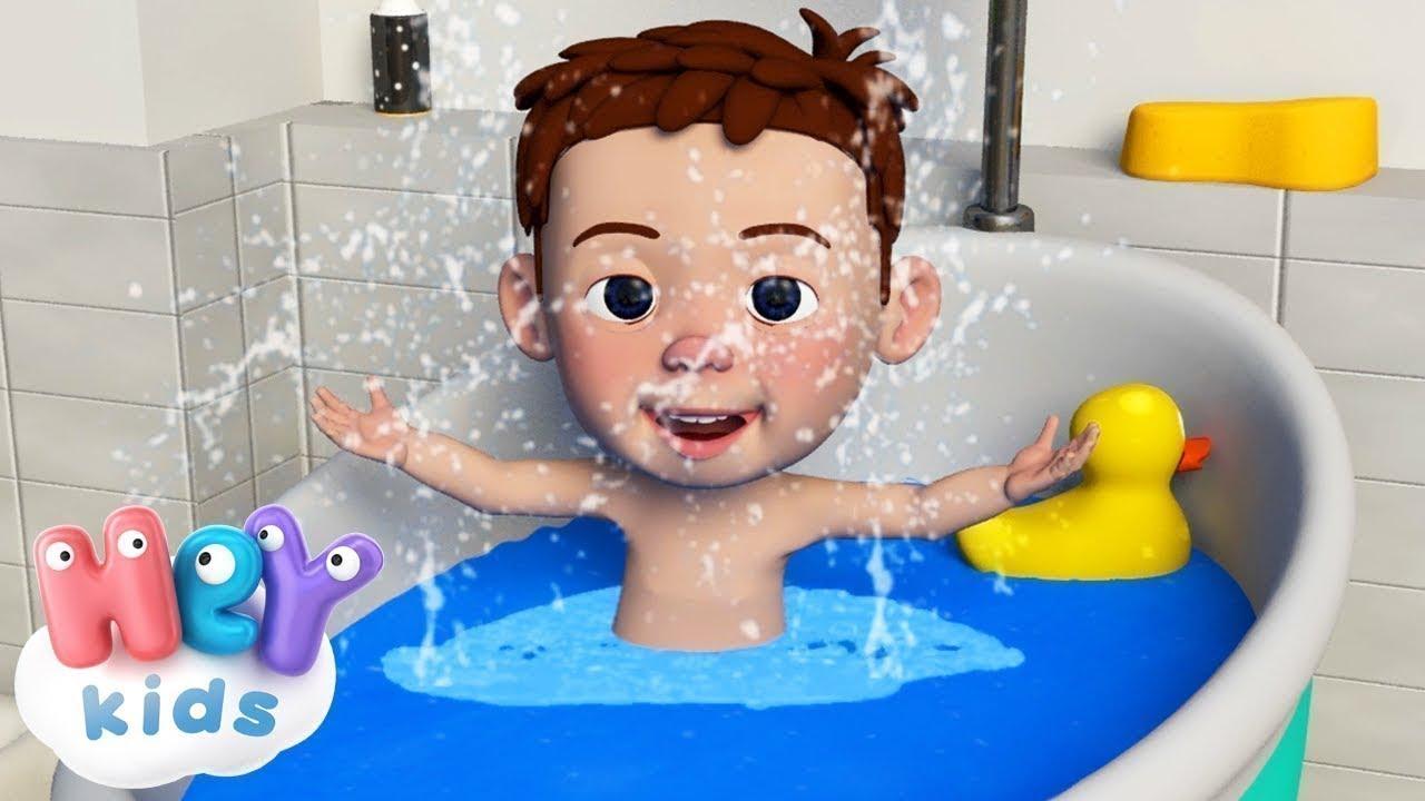 Si Tú No Tienes Toalla - La Cancion Del Baño - y muchas más canciones infantiles