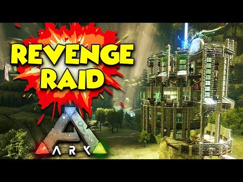 REVENGE IS SWEET  ARK Aberration Duo Survival Series #8
