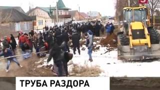 В Туле полицейским и ОМОНу удалось утихомирить цыганский бунт