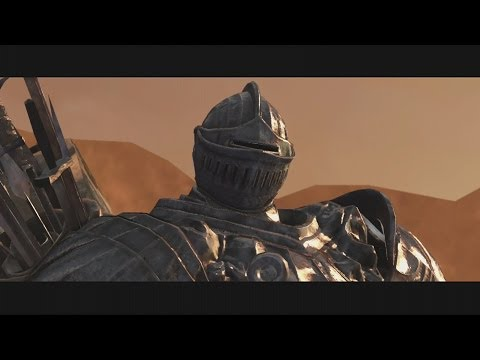 Dark Souls 2 The Pursuer Boss Fight
