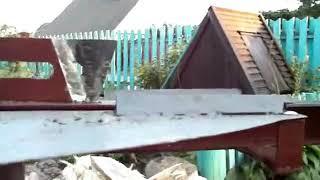 Небольшой обзор реечного дровокола